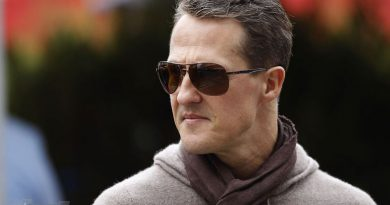 50 éves a legenda, Michael Schumacher