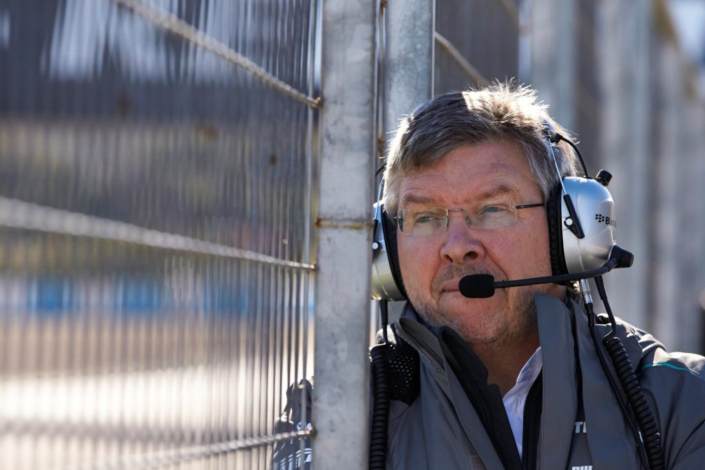 Ross Brawn (Fotó: f1-fansite.com)