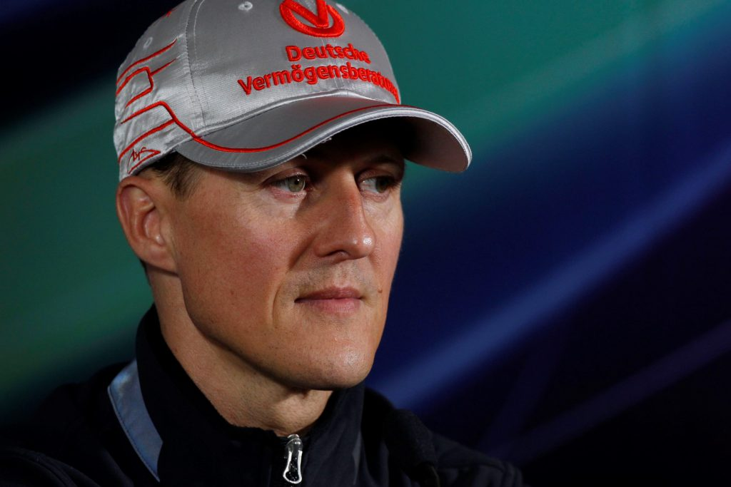 Michael Schumacher (Fotó: f1-fansite.com)